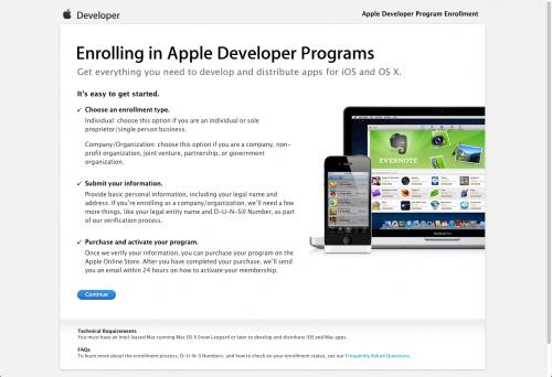 AppleDevProgEnroll-desenvolver-app