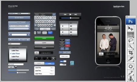 criação de tela móvel com programa