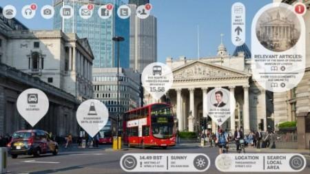 imagem da cidade com aplicação