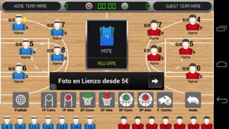 jogo para celular de basquete