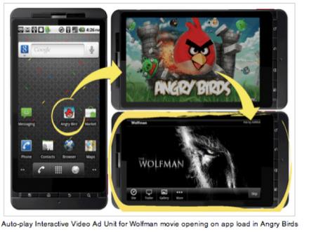 smartphone com jogo móvel conhecido