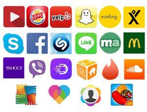 App Design e a importancia da cor