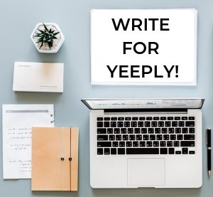 Write for us- Yeeply blog